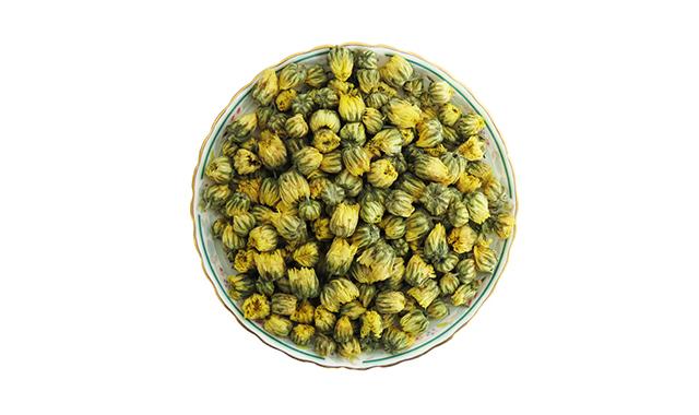1.Chrysanthemum Bud Tea