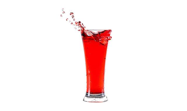 1.Concentrate pomegranate juice