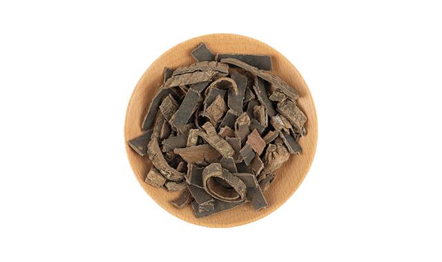 1.Eucommia bark