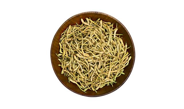 1.Honeysuckle Tea