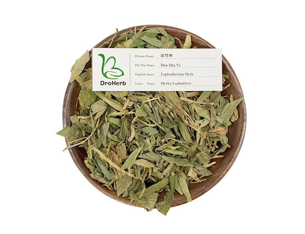 Dry herbs lophatherum herb dan zhu ye tcm for sale