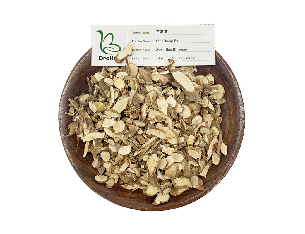 Medical dry herbs Rhizoma Acori Tatarinowii shi chang pu Sweetflag Rhizome